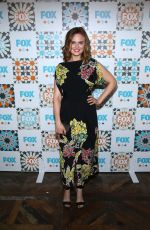 EMILY DESCHANEL at FOX 2014 TCA Summer Tour