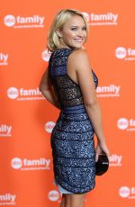 EMILY OSMENT at Disney and ABC Televison 2014 TCA Summer Tour
