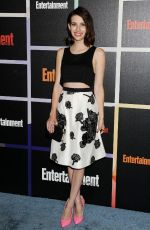 EMMA ROBERTS at Entertainment Weekly's Comic-con Celebration