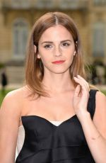 EMMA WATSON at Christian Dior Fashion Show in Paris