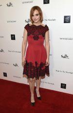 ERICA LEERHSEN at Magic in the Moonlight Premiere in Los Angeles