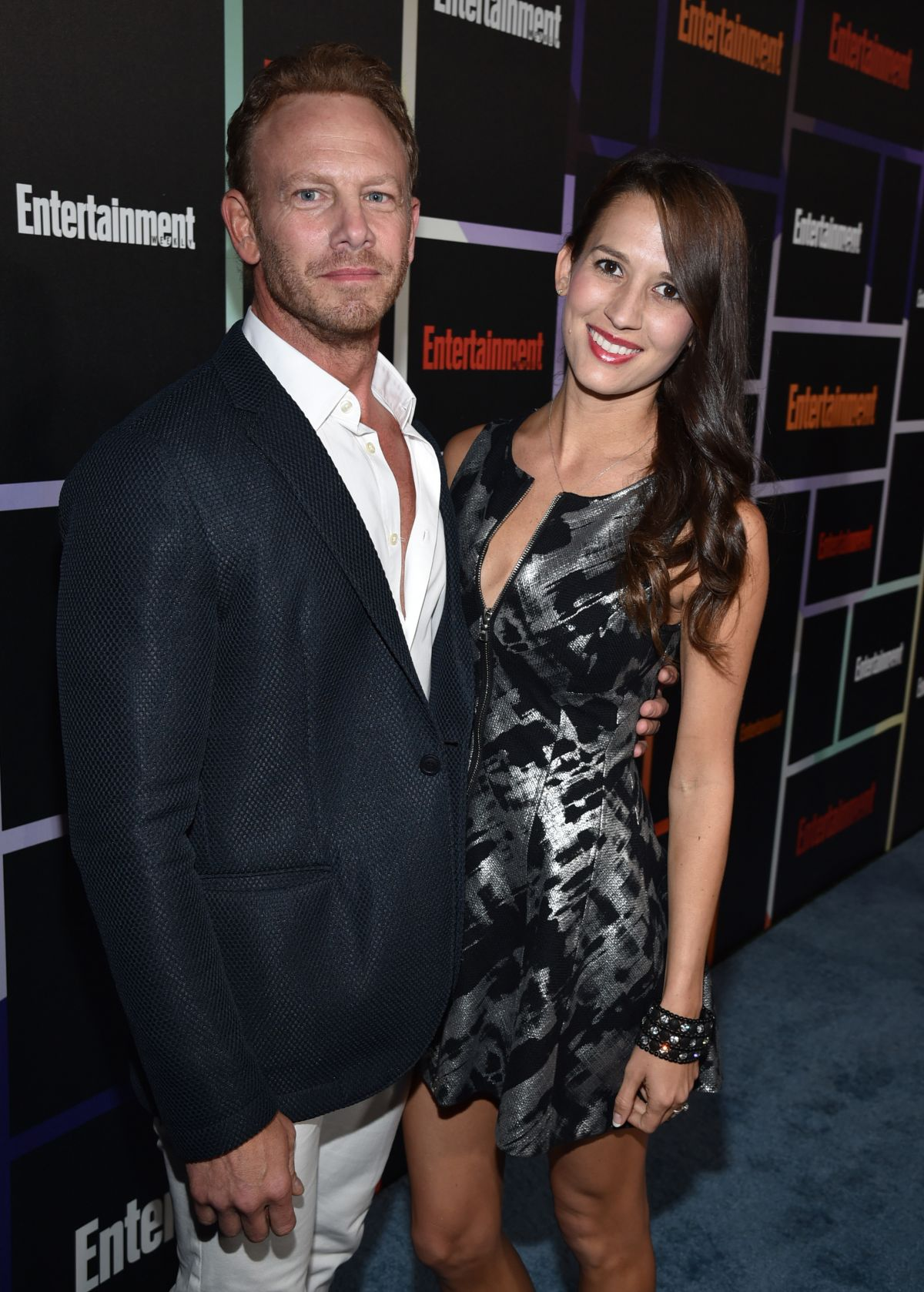 ERIN KRISTINE LUDWIG at Entertainment Weekly's Comic-con Celebration