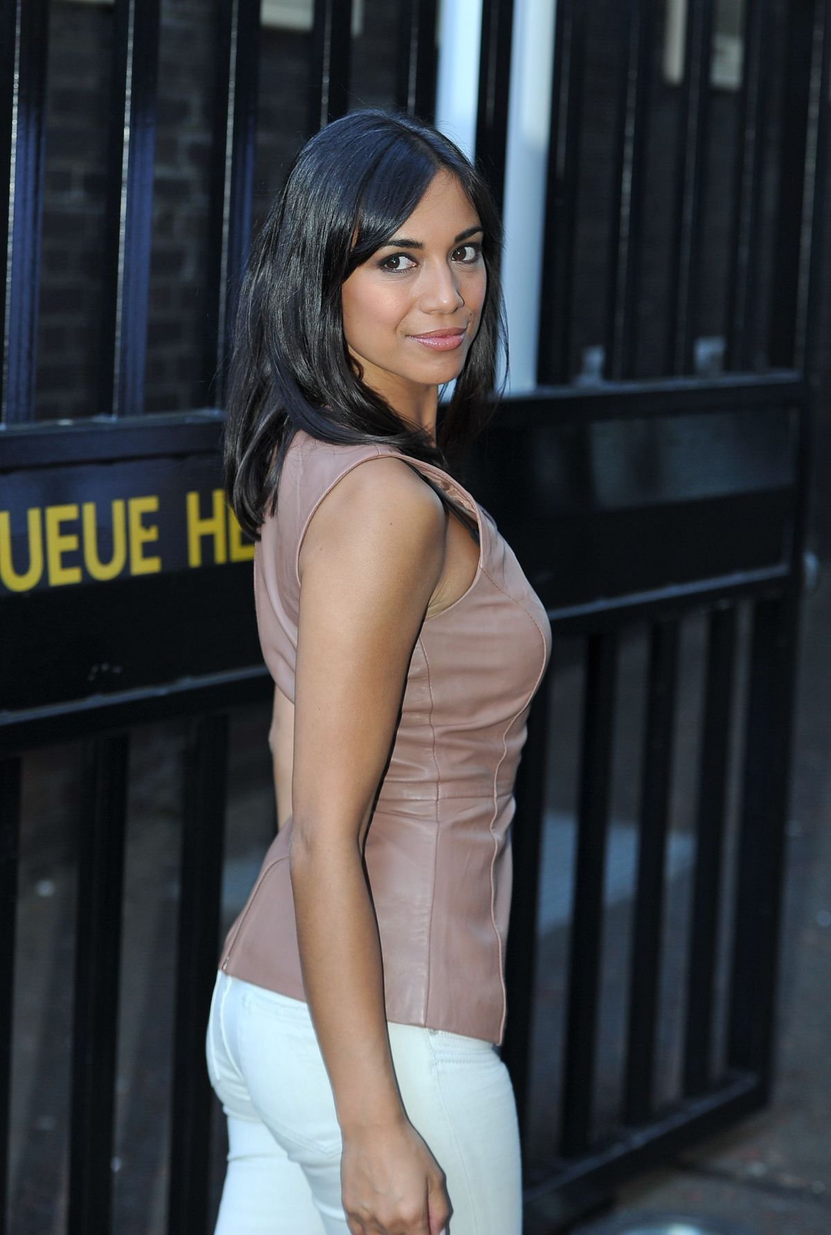 FIONA WADE at Good Morning Britain ITV Studios