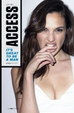 GAL GADOT in FHM Magazine, March 2014 Issue