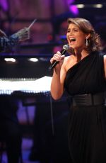 GEMMA ARTERTON Performs at A Life in Song in London