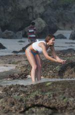 GEMMA ATKINSON in Bikini at a Beach in Bali