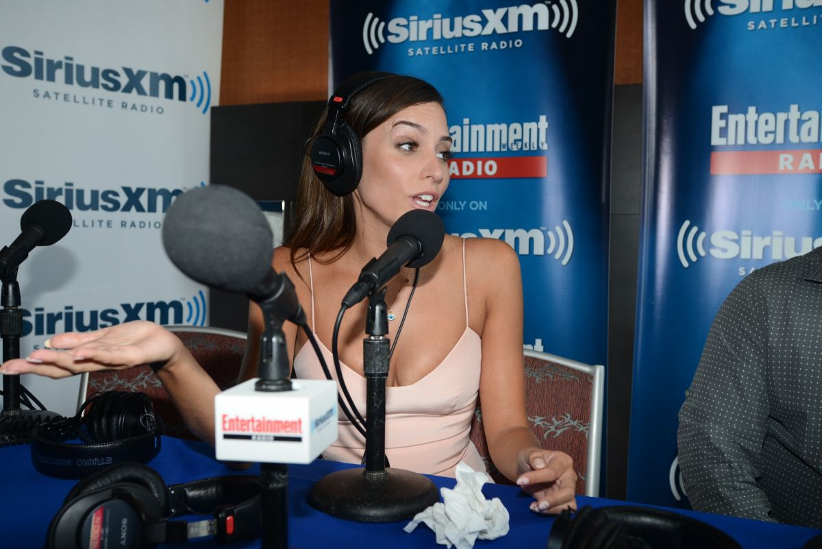 GENESIS RODRIGUEZ at SiriusXM Broadcasts from Comic-con