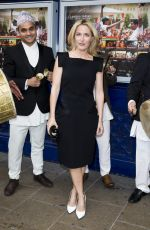 GILLIAN ANDERSON at the London Indian Film Festival
