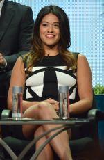 GINA RODRIGUEZ at CW 2014 TCA Summer Tour