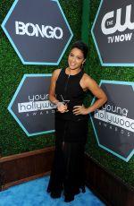 GINA RODRIGUEZ at Young Hollywood Awards 2014 in Los Angeles