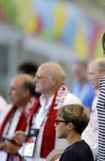 GISELE BUNDCHEN at 2014 Fifa World Cup Final Rio De Janeiro