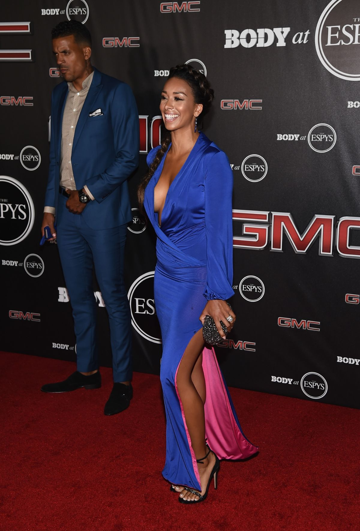 GLORIA GOVAN at ESPN Presents Body at ESPYS