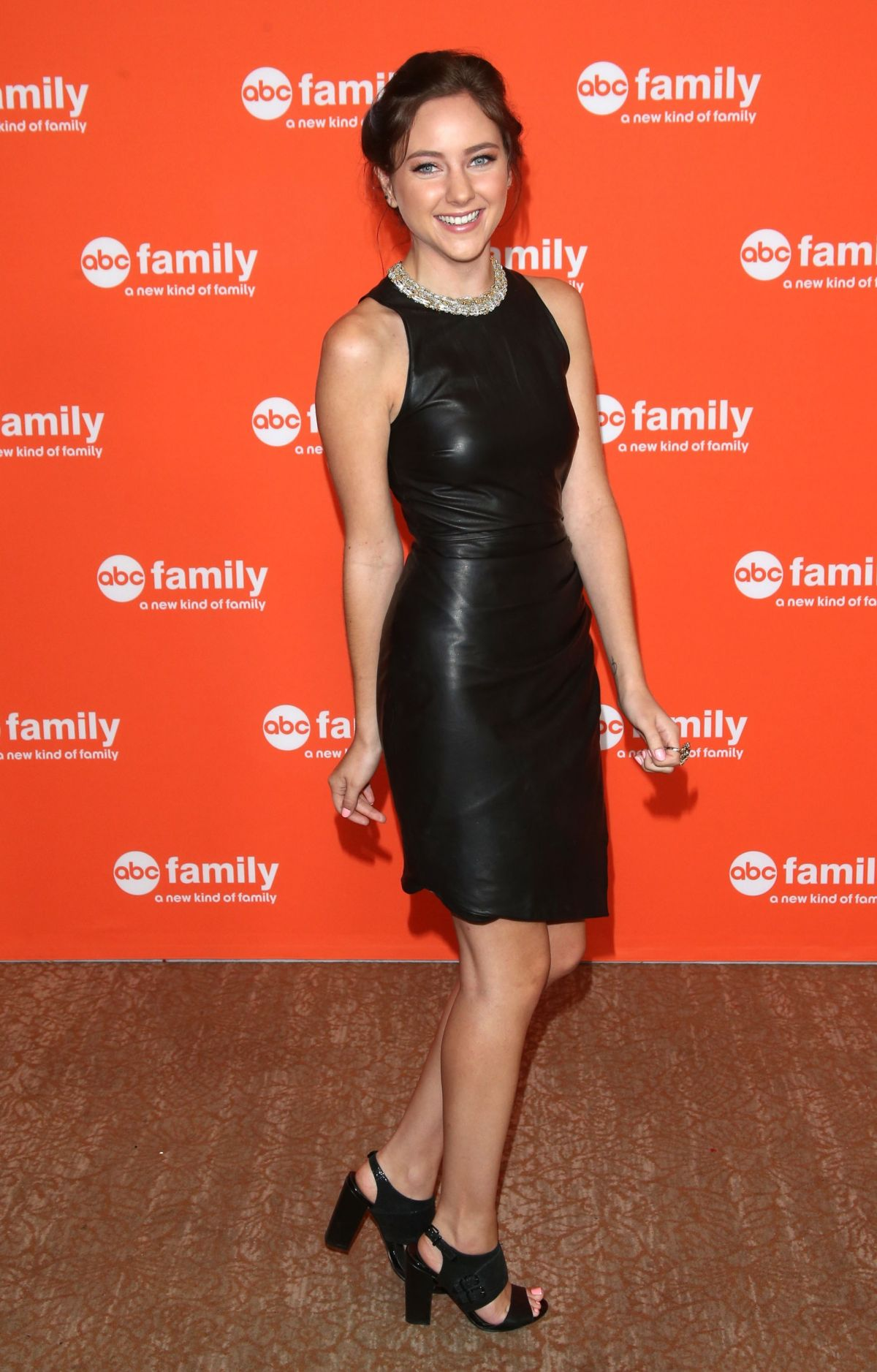 HAKEY RAMM at Disney and ABC Televison 2014 TCA Summer Tour