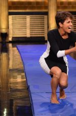 HALLE BERRY at The Tonight Show Starring Jimmy Fallon