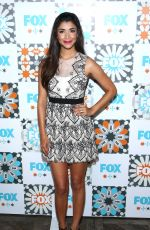 HANNAH SIMONE at Fox Summer TCA All-star Party in West Hollywood