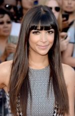 HANNAH SIMONE at S.. Tape Premiere in Beverly Hills