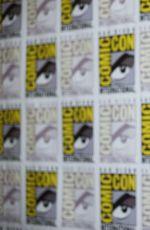 HANNAH WARE at Twentieth Century Fox Panel at Comic-con in San Diego