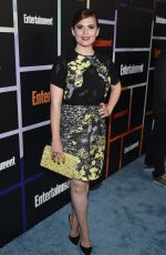 HAYLEY ATWELL at Entertainment Weekly's Comic-con Celebration