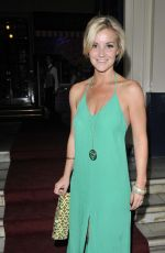 HELEN SKELTON at Charlie and the Vhocolate Factory in London