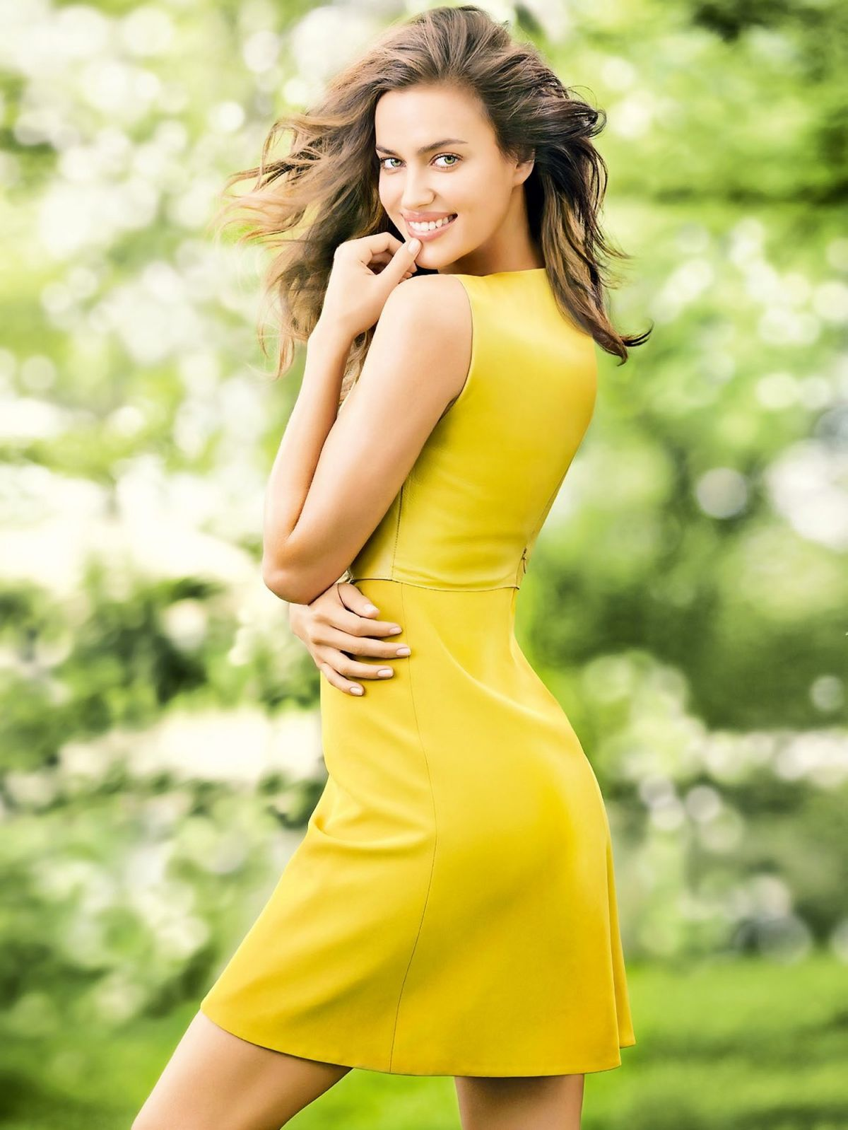 IRINA SHAYK - Cosmopolitan Magazine Photoshoot - HawtCelebs ...