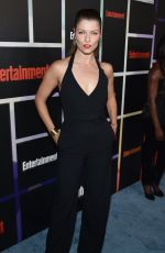 IVANA MILICEVIC at Entertainment Weekly's Comic-con Celebration