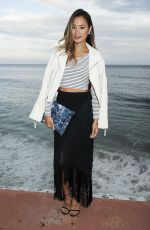 JAMIE CHUNG at Just Jared and Resolve Clothing Dinner in Malibu