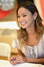 JAMIE CHUNG at Splendid Tanktastic Event at The Grove in Los Angeles
