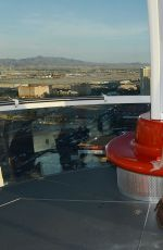 JAMIE LYNN SPEARS at High Roller at the Linq in Las Vegas