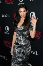 JENNA DEWAN at Witches of the East End Presentation at Comic-con 2014 in San Diego
