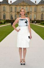 JENNIFER LAWRENCE at Christian Dior Fashion Show in Paris
