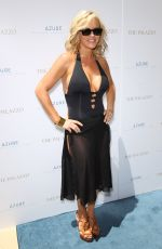 JENNY MCCARTHY at Pool Party at Azure Luxury Pool in Las Vegas