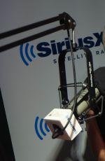 JENNY MCCARTHY at SiriusXM Studios in New York