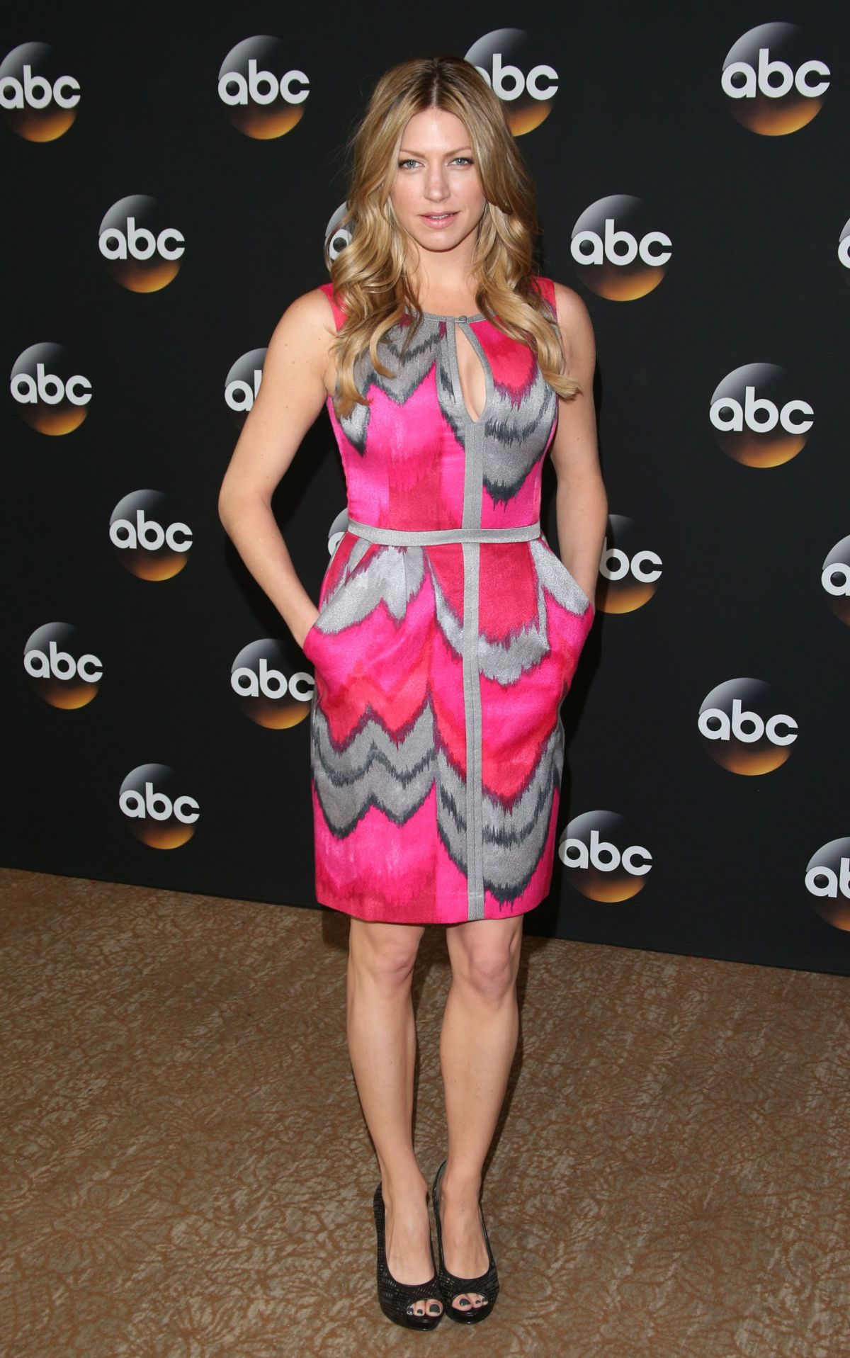 JES MACALLAN at Disney 2014 TCA Summer Tour