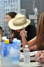 JESSICA ALBA at Sin City: A Dame to Kill For Panel at Comic-con in San Diego