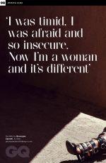 JESSICA ALBA in GQ Magazine, August 2014 Issue