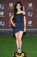 JESSICA CEDIEL at Premios Juventud 2014 in Coral Gables