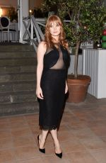 JESSICA CHASTAIN at Ischia Global Film and Music Festival in Italy