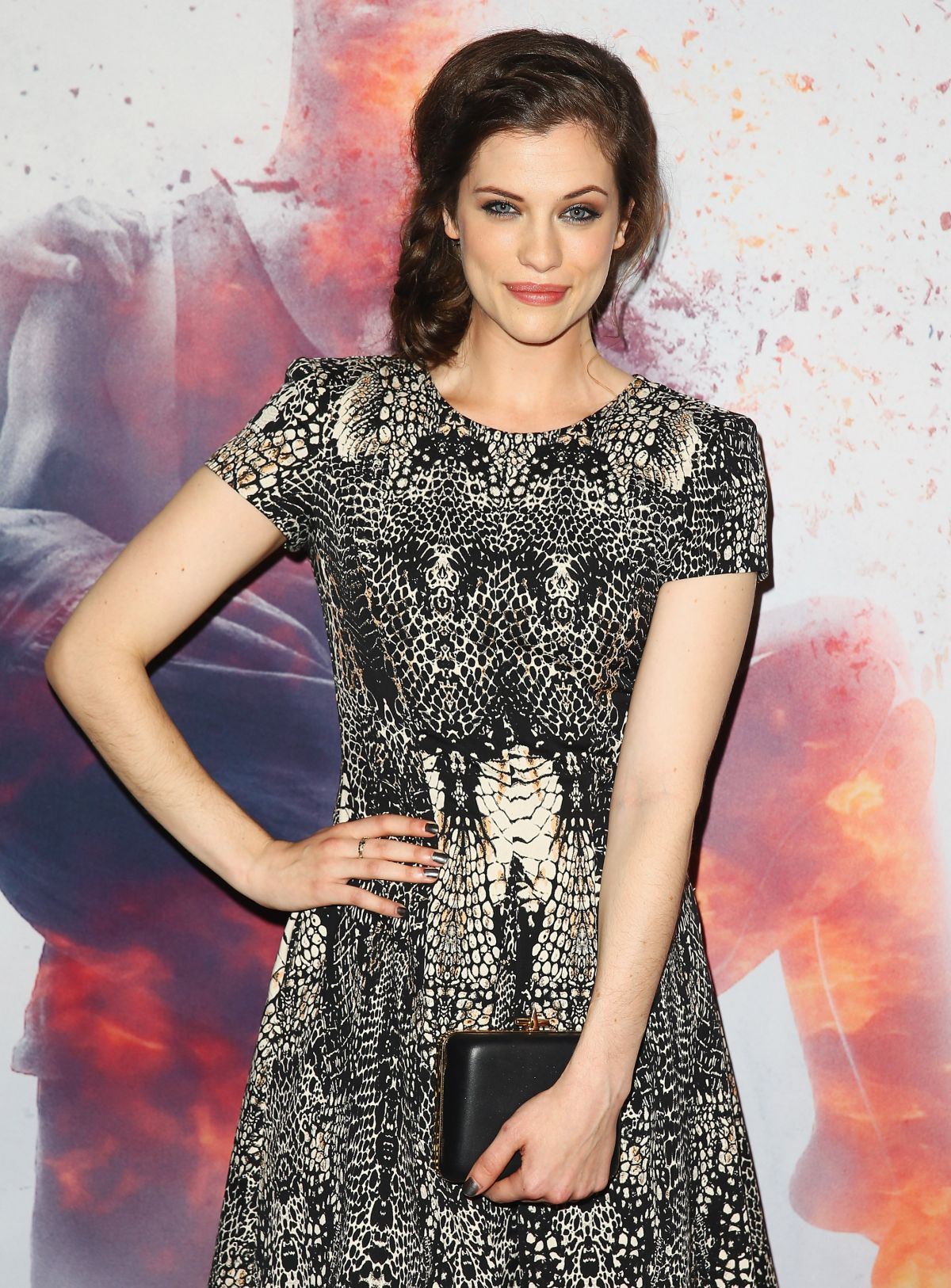 JESSICA DE GOUW at These Final Hours Premiere in Sydney