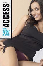 JESSICA LUCAS in FHM Magazine, August 2014 Issue