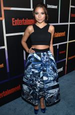 JESSICA PARKER KENNEDY at Entertainment Weekly's Comic-con Celebration