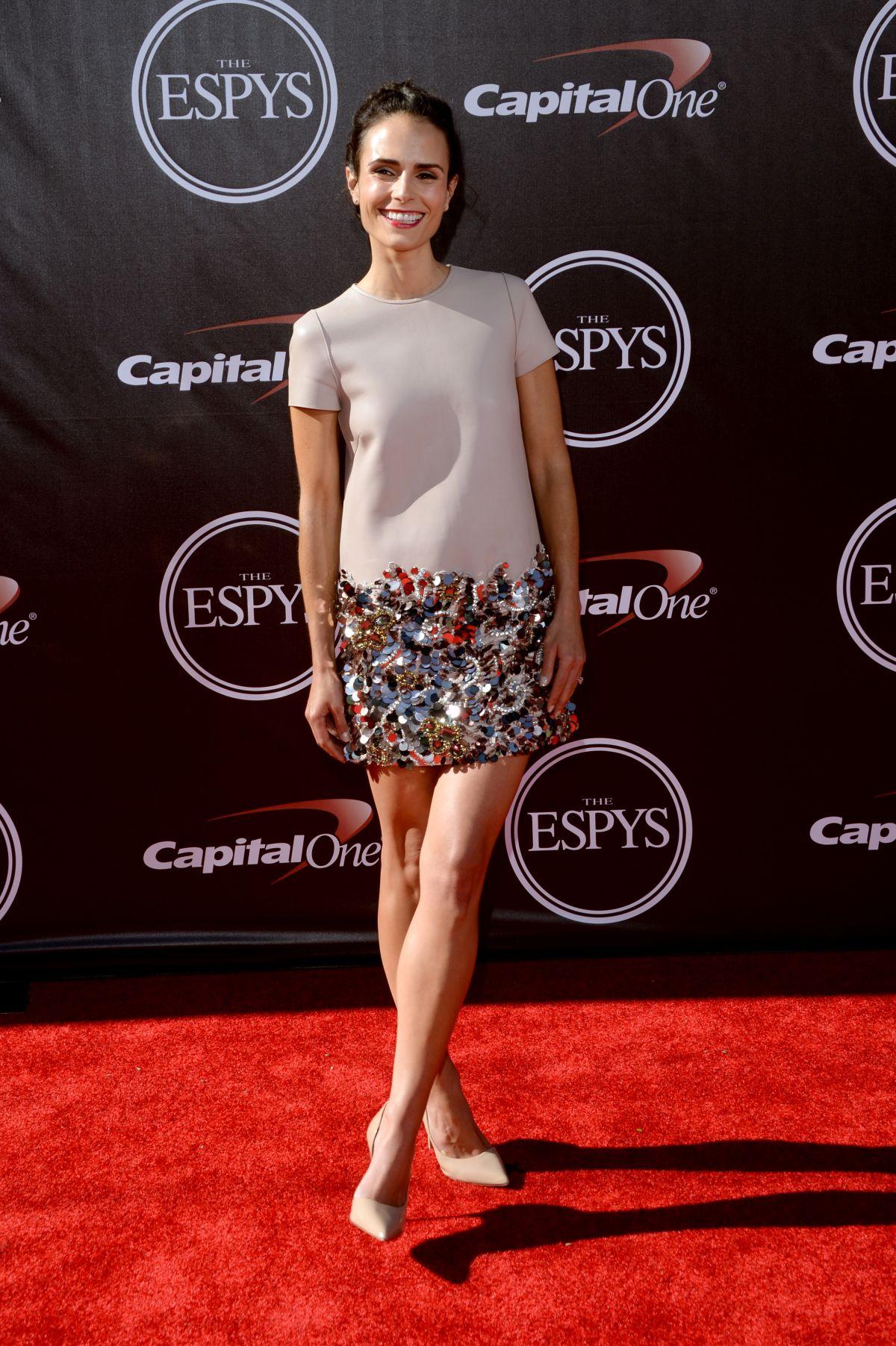 JORDANA BREWSTER at 2014 ESPYS Awards in Los Angeles