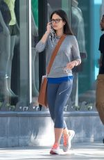JORDANA BREWSTER Out and About in Los Angeles