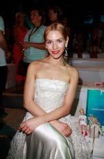 JULIA DIETZE at Guido Maria Kretschmer Fashion Show
