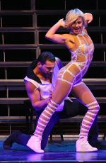 JULIANNE HOUGH Performs at Move Live On Tour in Los Angeles