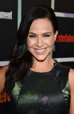 JULIE BENZ at Entertainment Weekly's Comic-con Celebration