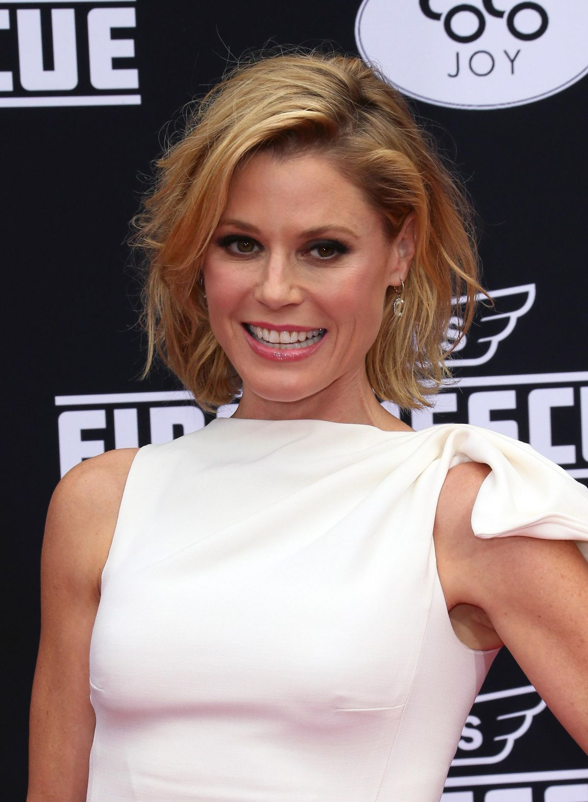Julie Bowen At Planes Fire And Rescue Premiere In