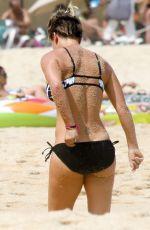 KALEY CUOCO in Bikini on the Beach in Cabo