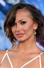 KARINA SMIRNOFF at Guardians of the Galaxy Premiere in Hollywood