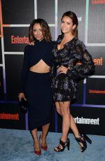 KAT GRAHAM at Entertainment Weekly's Comic-con Celebration