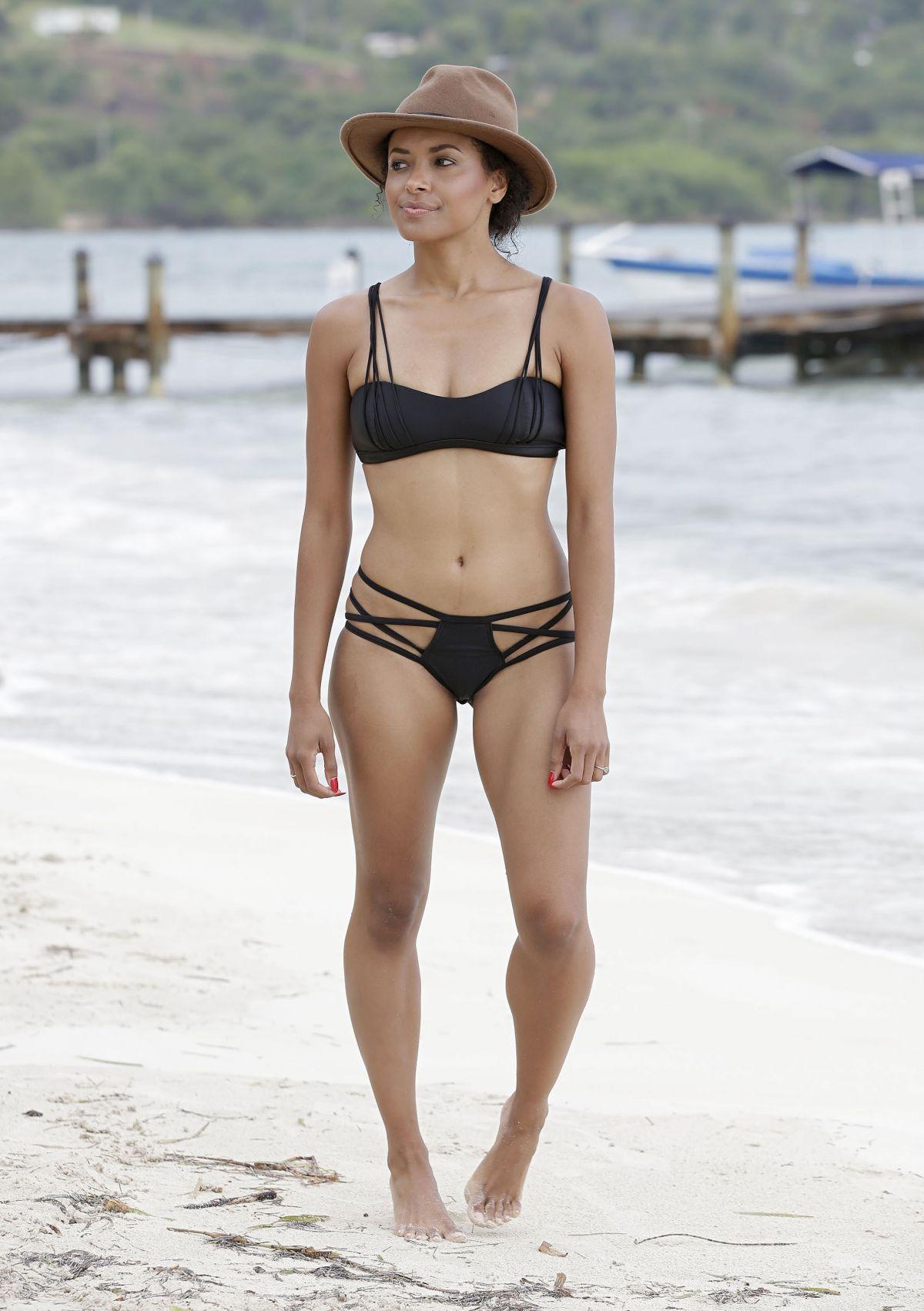 butt Bikini Heather Watson naked photo 2017